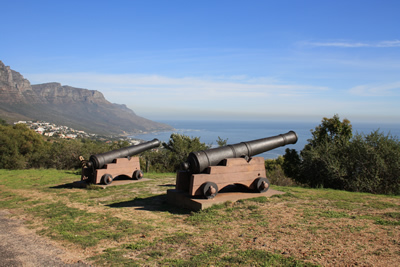 Camps Bay Canons