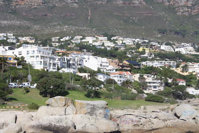 Camps Bay Mountain Property