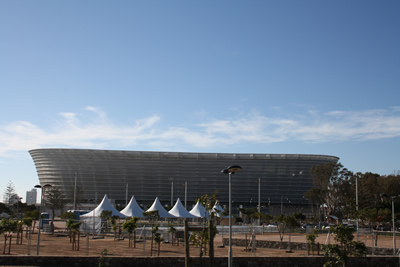 Cape Town Soccor Green Point Soccor Stadium