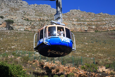 Cape Town Cable way