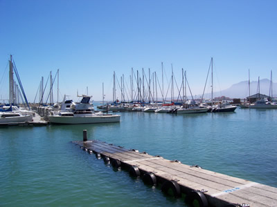 Gordons Bay Harbour