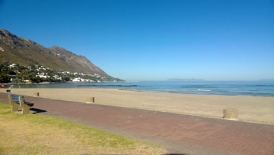 Gordon's Bay Main Beach