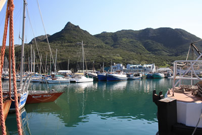 Hout Bay Harbour Cape Town