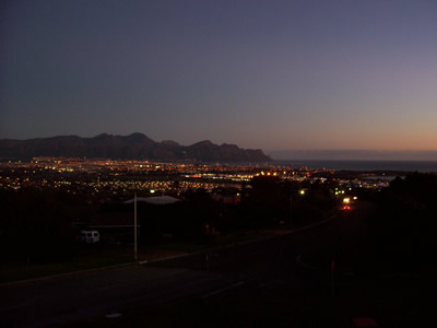 Somerset West Night Photo