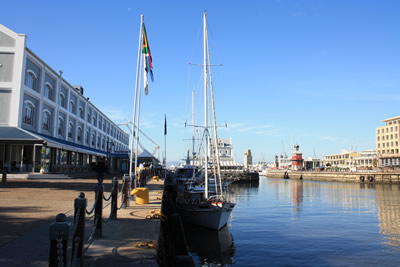 Cape Town Victoria and Alfred Waterfrontt