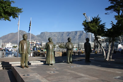Cape Town Victoria and Alfred Waterfront