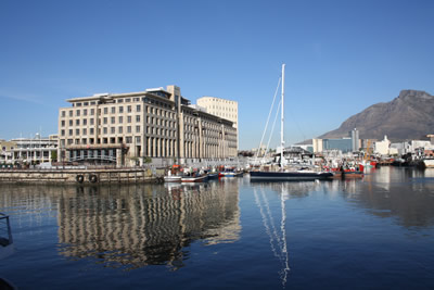 Cape Town Victoria and Alfred Waterfront Boats