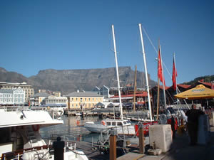 SoVictoria and Alfred Waterfront Table Mountain View